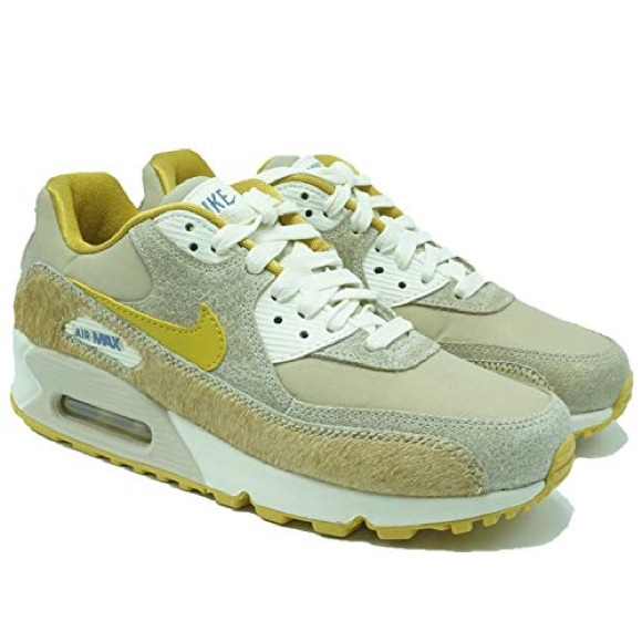 new style 791d1 c047c Nike Shoes | New Womens Air Max 90 Wheat Gold | Poshmark